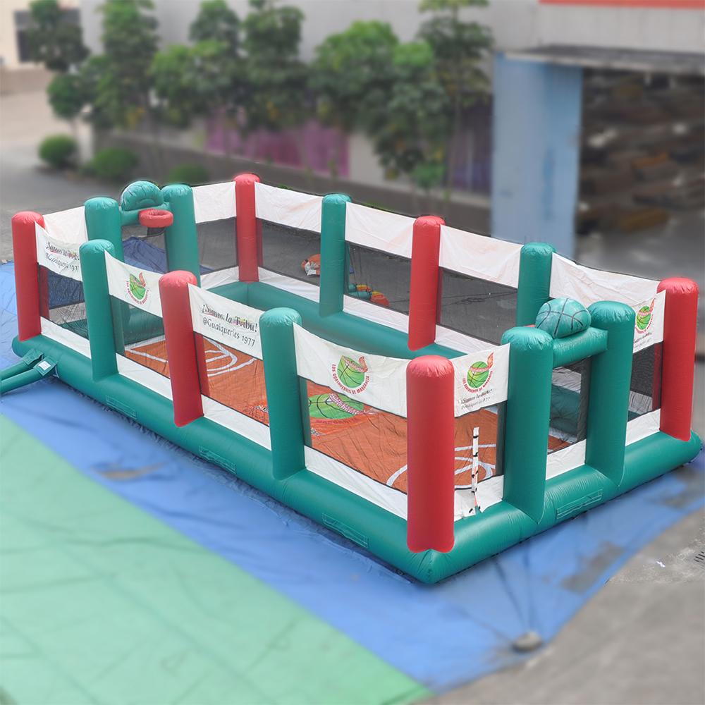 Basketbol 1 - Şişme Spor Oyun Parkı